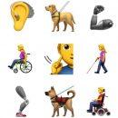 Apple показала новые эмодзи, которые появятся в будущих версиях iOS