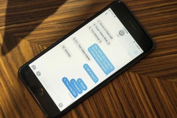 5 изменений iMessage, которые должны появиться в iOS 12