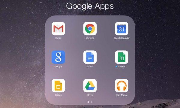 Какие функции появятся в iOS-приложениях Google