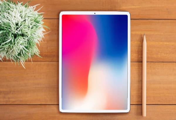 Apple выпустит новый iPad с Face ID в июне