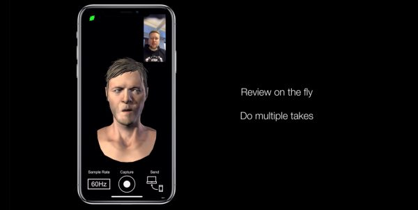 Разработчики игры The Walking Dead: Our World используют iPhone X для создания персонажей