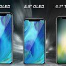 Apple запустит тестовое производство iPhone 2018 года в апреле