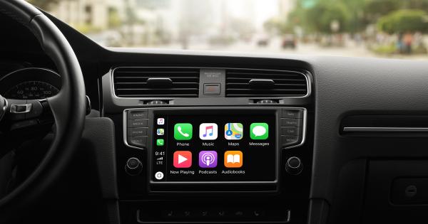В новых машинах Fiat Chrysler и VW появится пробная подписка на Apple Music