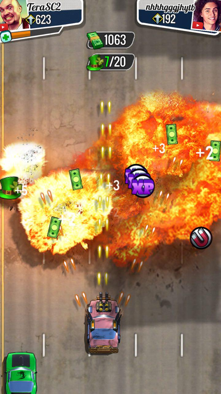 Находка недели — бесплатная игра Fastlane: Road to Revenge