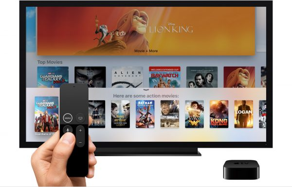 Apple выпустила новые прошивки для Apple TV, Watch и Homepod