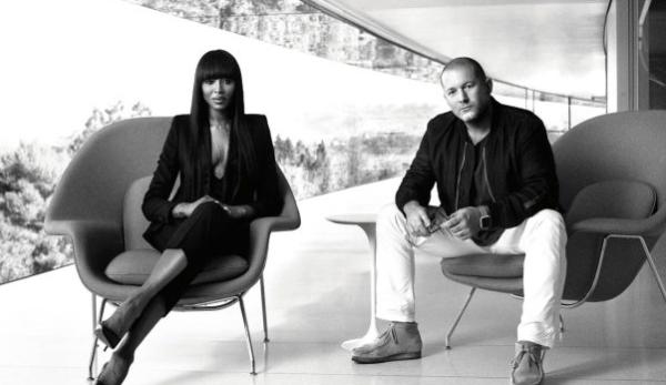 Джонни Айв и Наоми Кэмпбелл обсудили тайны Apple