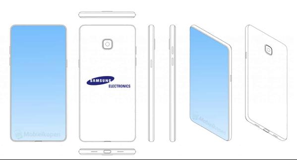 Samsung запатентовала свой первый клон iPhone X