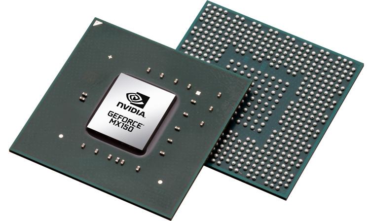 Обзор видеокарты NVIDIA GeForce MX150