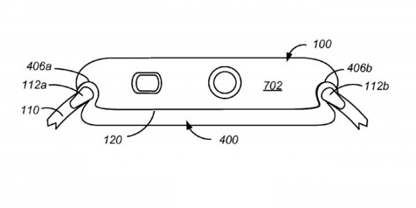В Apple Watch появятся сменные задние панели