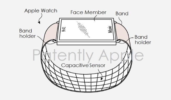 Apple работает над внедрением камеры в Apple Watch