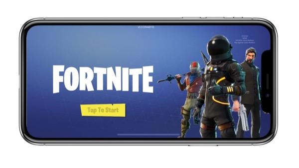 Fortnite стала самой кассовой игрой в App Store