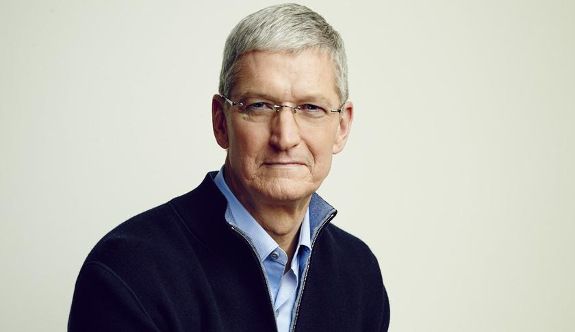Тим Кук рассказал, чем Apple лучше Facebook
