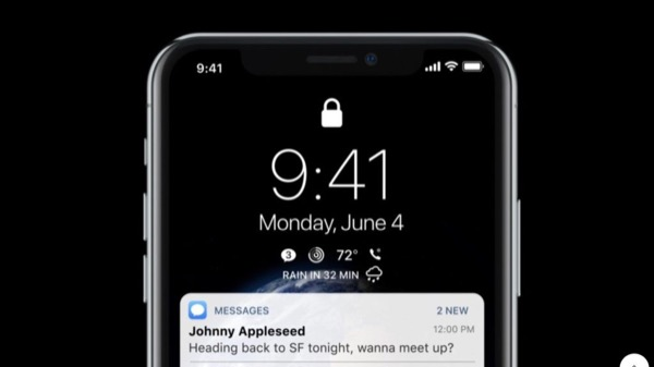 Сайт iupdateos представил новый концепт iOS 12 – видео