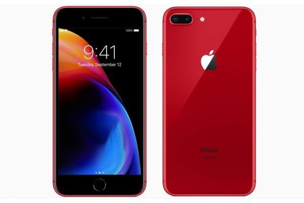 Распаковка iPhone 8 Plus (PRODUCT) RED — видео