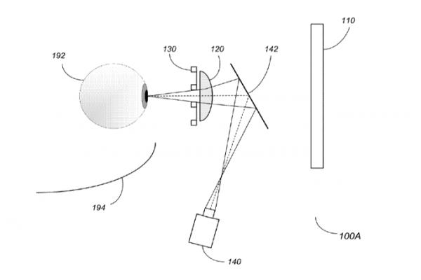 Apple запатентовала технологию слежения за глазами