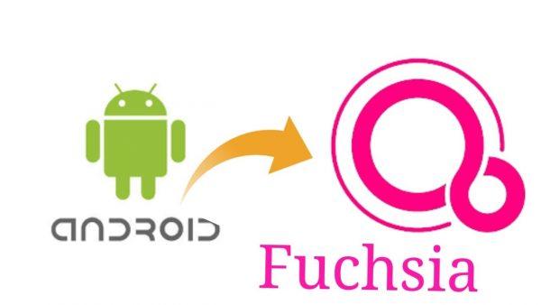 Fuchsia — загадочная ОС, которая заменит Android