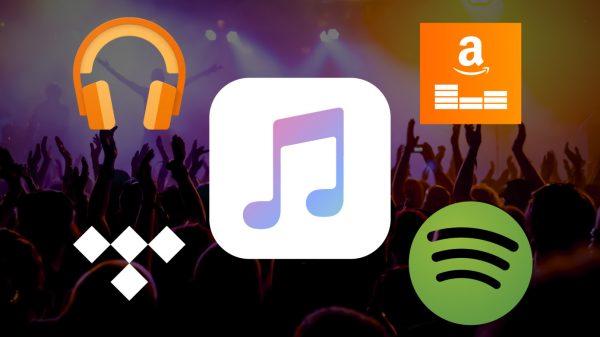 Стриминговые сервисы спасли музыкальную индустрию