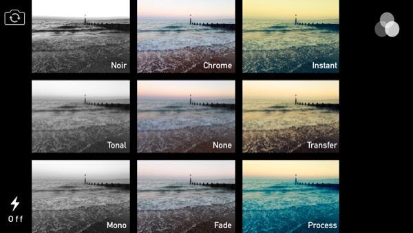 Как добавить новые фильтры в приложение Фото