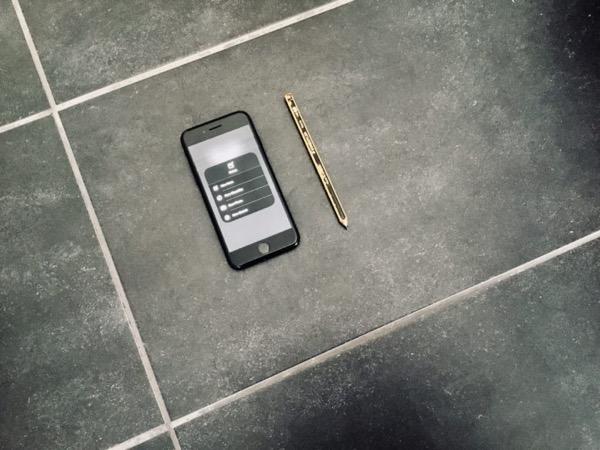Как вести заметки в iPhone на экране блокировки