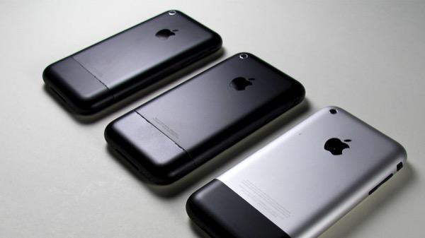 50 оттенков серого космоса Apple
