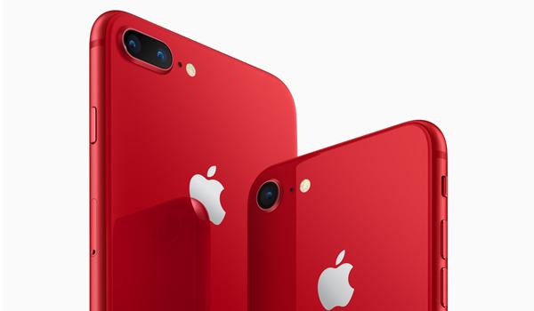 Три причины, почему стоит купить красный iPhone 8