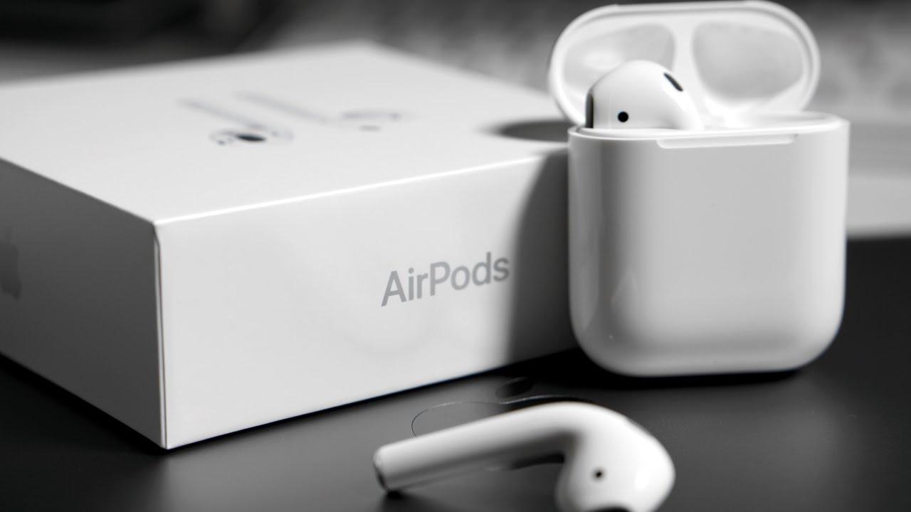 4 причины, почему EarPods до сих пор лучше AirPods
