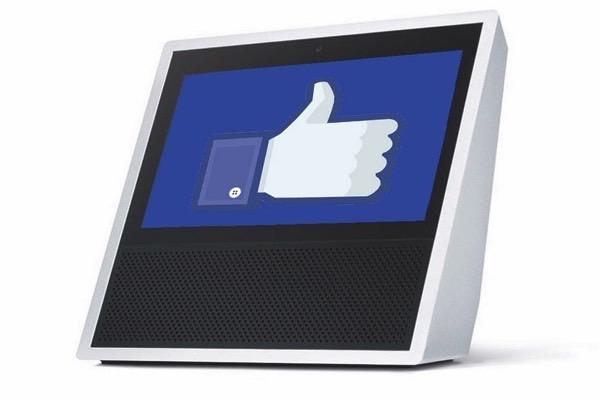 Facebook откладывает релиз смарт-колонки до октября