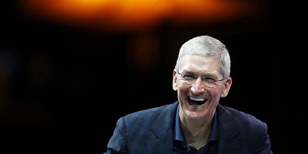 Apple оказалась менее социально значимой, чем Google и Amazon