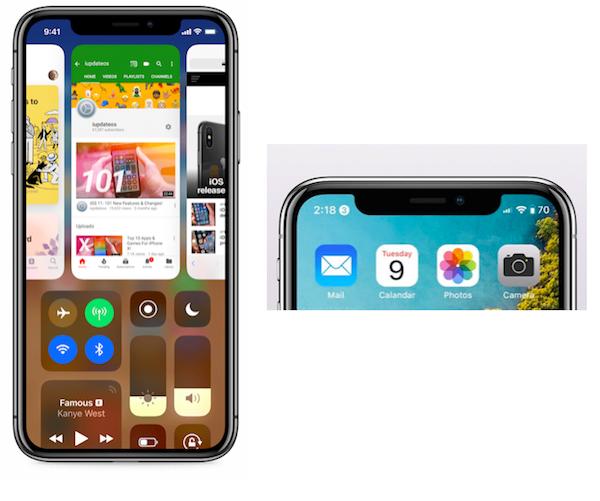 Такой должна стать iOS для iPhone X