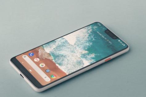 Google Pixel 3: Первые рендеры, экран и производитель