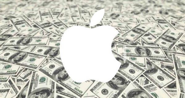В прошлом квартале Apple заработала больше, чем Amazon за всю жизнь