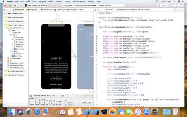 Apple представила Xcode 9.3.1