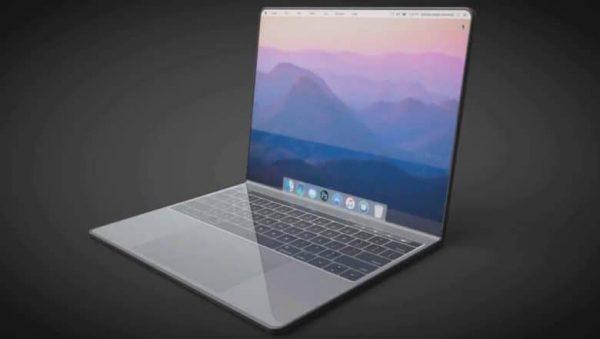 Художник представил концепт гнущегося гибрида MacPad Pro