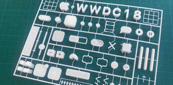 Собери собственный 3D-логотип WWDC 2018 всего за 76 долларов