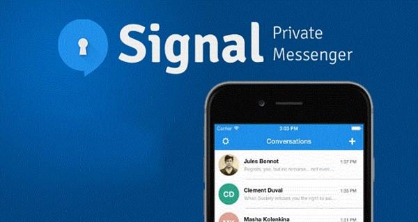 Обзор мега-защищенного мессенджера Signal
