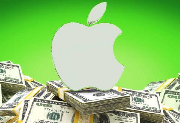 Apple начала выплачивать многомиллиардный налоговый долг