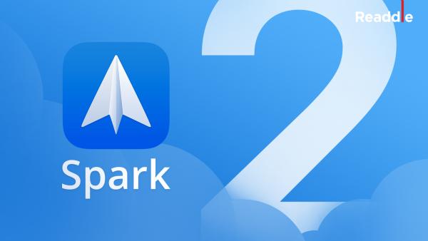 Почтовый клиент Spark для iOS и macOS получил командный режим