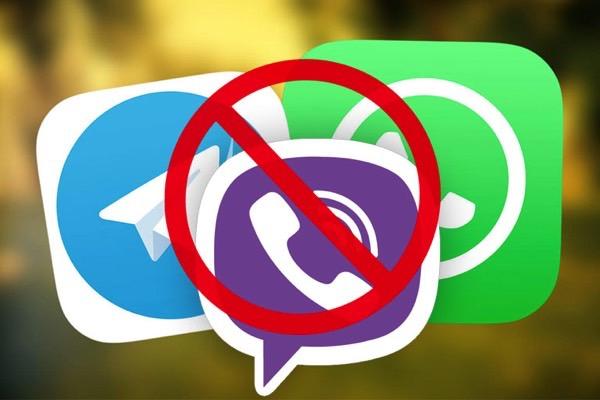 Власти России могут заблокировать Viber