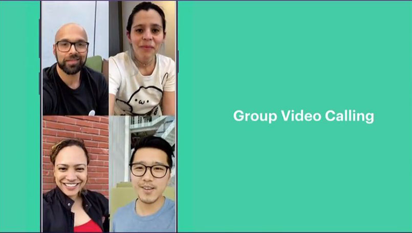 В WhatsApp появятся групповые звонки