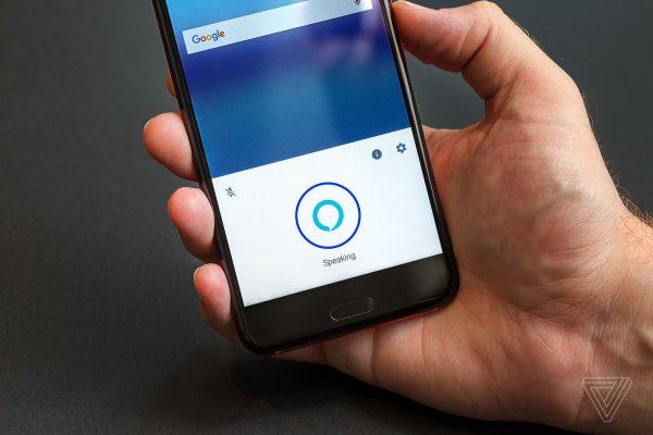 Теперь Alexa может стать голосовым помощником по-умолчанию на Android