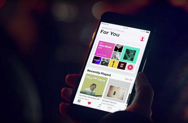 Apple Music пользуются 50 млн человек
