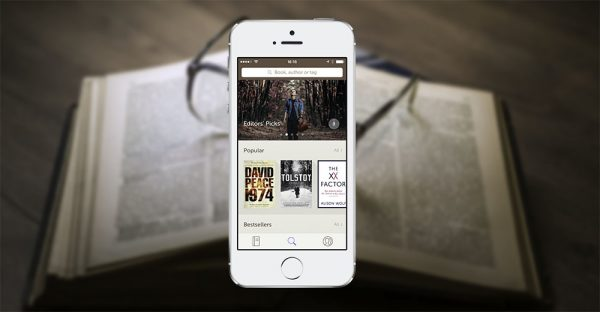 Лучшие приложения для чтения книг на iOS