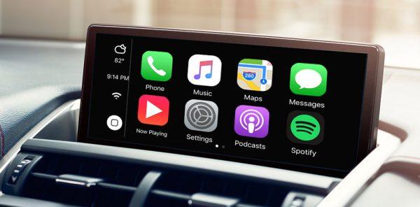 CarPlay и Android Auto постепенно становятся стандартной опцией в автомобилях