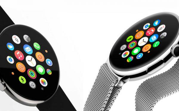Apple разрабатывает необычные круглые часы