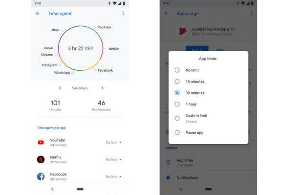 Android P: предугадывание действий, искусственный интеллект и новые жесты управления