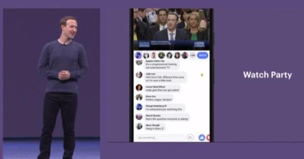 8 главных анонсов Facebook с конференции F8