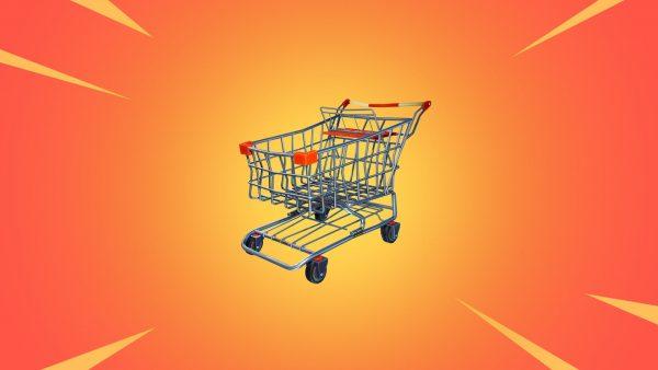 Fortnite получила крупное обновление: в игре появился транспорт!