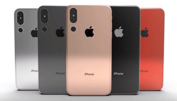 Дизайнер показал концепт будущего iPhone