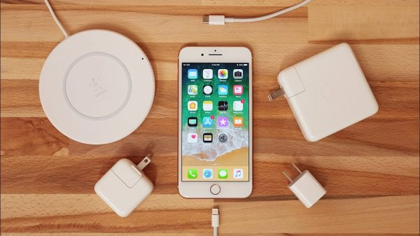 В этом году iPhone получит адаптер для быстрой зарядки