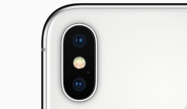На iPhone можно будет делать две фотографии одновременно